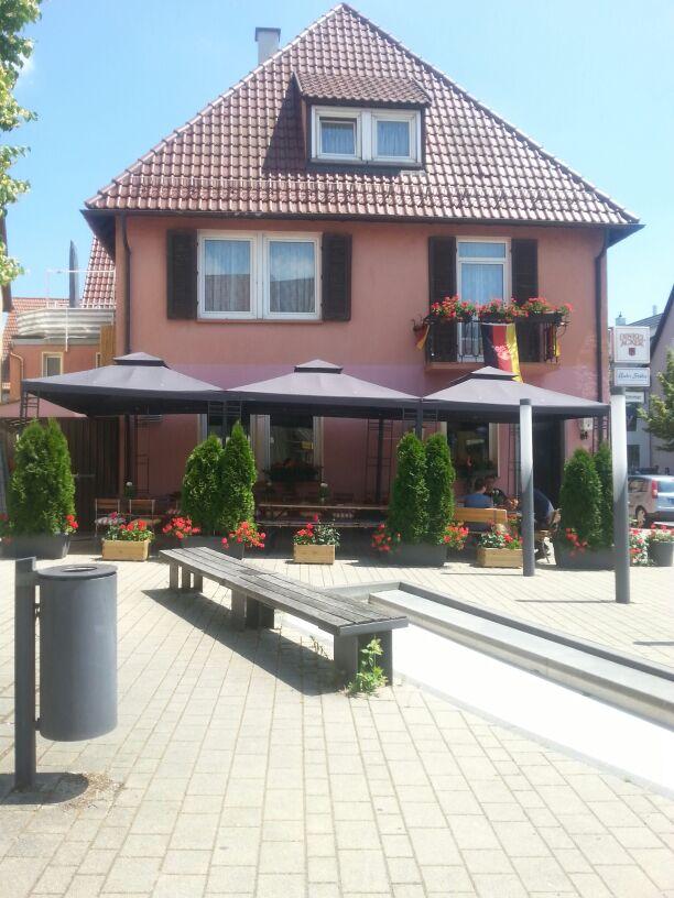 Polsterarbeiten für Rosins Restaurants